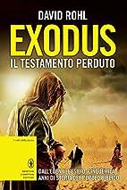 Exodus. Il testamento perduto (eNewton…