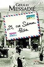 25, rue Soliman Pacha: Roman (French…