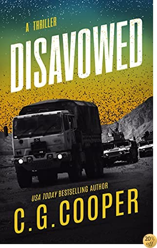 TDisavowed (Corps Justice Book 8)