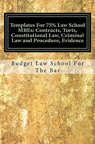 law-school-mbes-e-borrow-eligible-contracts-torts-constitutional-law-criminal-law-and-procedure-evidence-e-book-the-authors-essays-were-selected-and-published-after-the-bar-exa