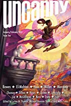 Uncanny Magazine Issue 2: January/February…