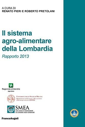 il-sistema-agro-alimentare-della-lombardia-rapporto-2013-rapporto-2013-italian-edition