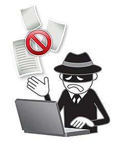 ■パスワード誤入力でセキュア抹消!