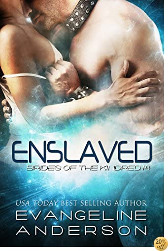 TEnslaved: (Alien Scifi I/R Romance) (Brides of the Kindred Book 14)