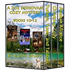Zoe Donovan Boxed Set Books 10-12 by Kathi…