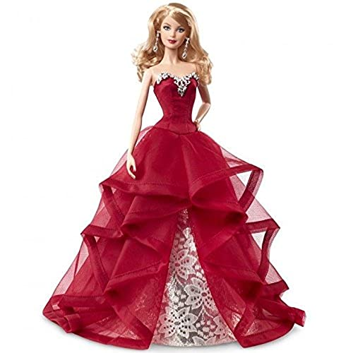 Barbie Holiday Doll 2015