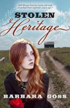 Stolen heritage by Barbara Goss