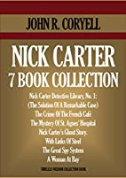 Nick Carter Detective Library 1 by John R.…