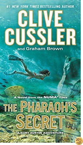 TThe Pharaoh's Secret (NUMA Files series)