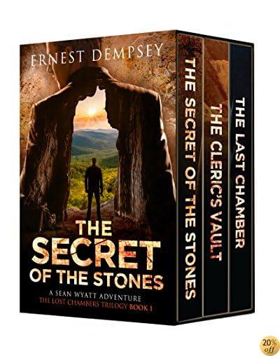 TThe Sean Wyatt Series: Books 1-3 Box Set: A Sean Wyatt Archaeological Thriller (Sean Wyatt Adventure)