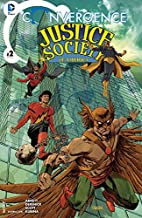 Convergence: Justice Society of America…