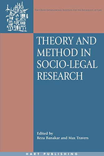 theory-and-method-in-socio-legal-research-oati-international-series-in-law-and-society