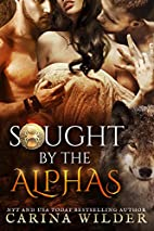 Sought by the Alphas Complete Boxed Set by…