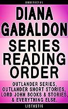Diana Gabaldon Series Reading Order: Series…