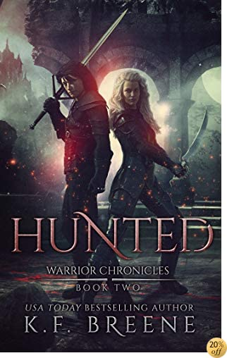 THunted (The Warrior Chronicles Book 2)