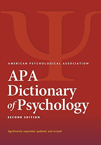 apa-dictionary-of-psychology-second-edition
