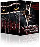 Vampires, Werewolves, & Zombies by Chrissy…