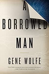 The Borrowed Man cover