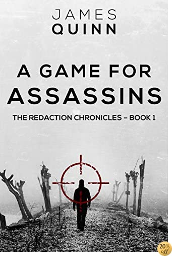 TA Game for Assassins (The Redaction Chronicles Book 1)