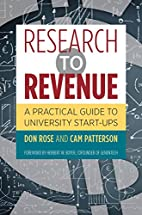 Research to Revenue: A Practical Guide to…