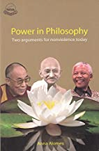 Power in Philosophy: Two arguments for…