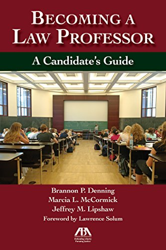 becoming-a-law-professor-a-candidates-guide