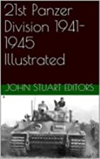 21st Panzer Division 1941-1945 Illustrated…