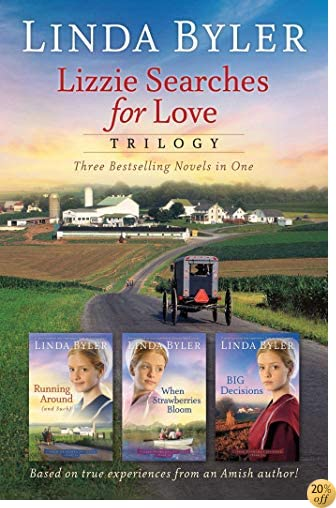 TLizzie Searches for Love Trilogy: Three Bestselling Novels In One