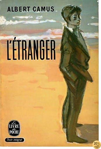 TL'Étranger (French Edition)