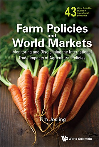 farm-policies-and-world-markets-monitoring-and-disciplining-the-international-trade-impacts-of-agricultural-policies-world-scientific-studies-in-international-economics