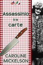 Assassinio á la carte (Italian Edition) by…