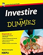 Investire For Dummies by intropidomassimo