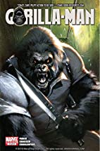 Gorilla Man #3 (of 3) by Jeff Parker