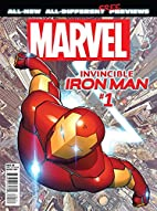 All-New, All-Different Marvel Previews #1 by…