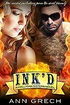 Ink'd (A Hollyoak Sisters Novel Book 1)…