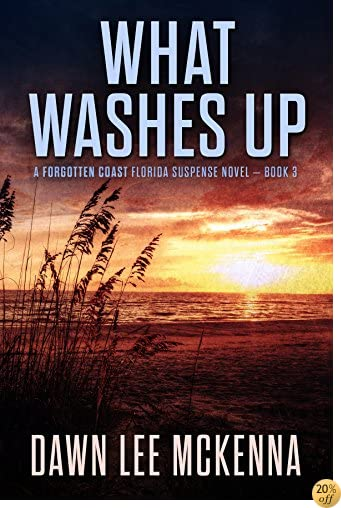 TWhat Washes Up (The Forgotten Coast Florida Suspense Series Book 3)