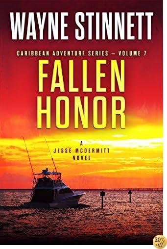 TFallen Honor: A Jesse McDermitt Novel (Caribbean Adventure Series Book 7)