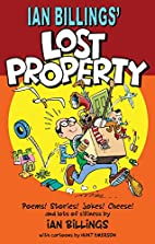 IAN BILLINGS' LOST PROPERTY: POEMS!…