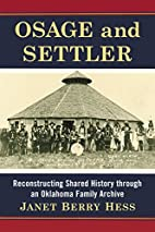 Osage and Settler: Reconstructing Shared…