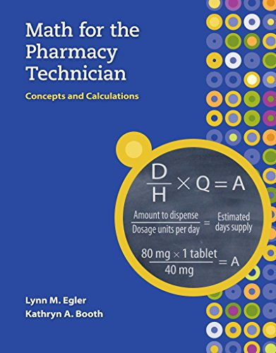 math-for-the-pharmacy-technician-concepts-and-calculations