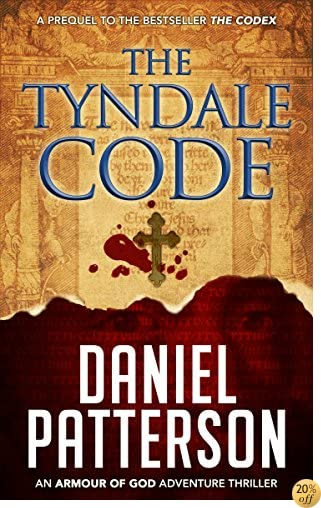 TThe Tyndale Code (An Armour of God Thriller Book 1)