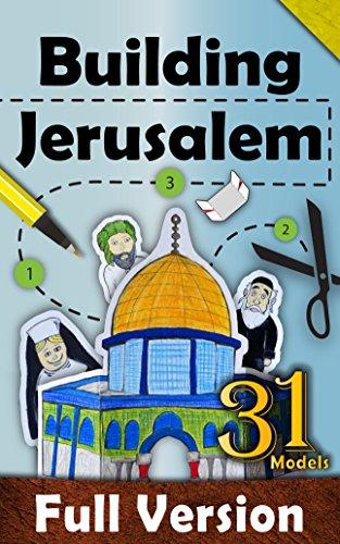 building-jerusalem-31-printable-paper-craft-models-from-jerusalem-for-children-building-the-world-book-2