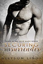 Securing Her Surrender by Allyson Lindt