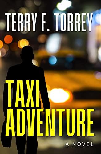 [ Cover of Taxi Adventure: A Novel]