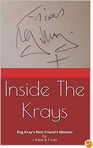 Inside The Krays: Reg Kray's Best Friend's Memoir