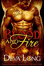 Blood and Fire Book 1: A Dragon vs. Vampire…