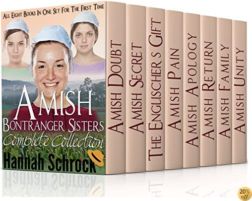 TAmish Bontrager Sisters Complete Collection (Eight books in one box set for the first time)