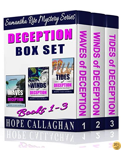 TSamantha Rite Mystery Series Collection - Deception Boxed Set: Books 1-3: The Complete Series
