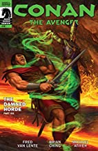 Conan the Avenger #12 by Fred Van Lente