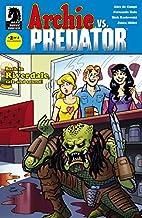 Archie vs. Predator #2 by Alex de Campi